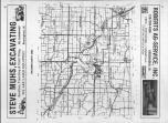 Index Map, Van Buren County 1986